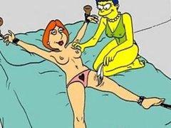 Family Guy kirli seks