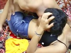 Indian Sexy Girl Having Sex Yoga Faire HOT SouthIndian Fille Boobs Pussy Sex