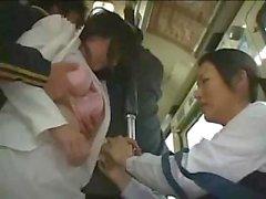 Madre e hija que abusada de una autobuses
