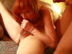 Husband sucked mate cock & DP wife