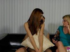 Ava taylor - meu porno addicted filha