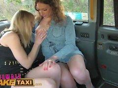 Hona falska Taxa Het slynan måste ångande taxi sex med bisexuell person holländsk Brud