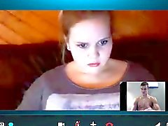 bbw do quente smokin ni do de skype