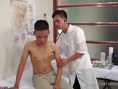 Asiatici Giovani Senza Medical Feticismo Anale Lavoro con sonda