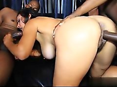 Young model ass licking