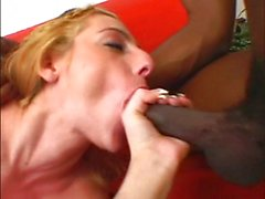meaty pussy Frenchie buttfucked by a blackman