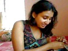 Garota N Menino indiano