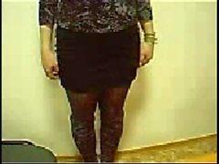 Galina Kryuk ukrainian montre son corps sur webcam