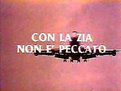 Con la zia sans électroniques peccato - cru italienne