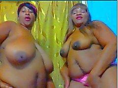 Couple dancing d'Afrique