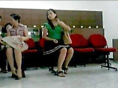 Di Le sexy di a Kasih Karunia Clinica , Surabaja , Indonesia
