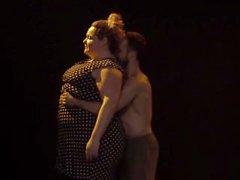 BBW Aufzug Carry-Tanz
