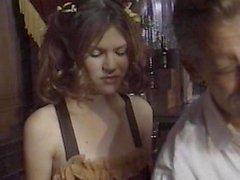 La primera vez de Bargirl Con la A Cowboy