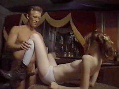 Bargirl die erste Mal mit einem Cowboy