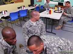 Armee Männer Füße Homosexuell Ja Drill Sergeant!