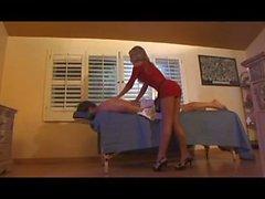 Massage школьниц - Картина 4