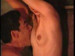 Les amoureux japonais sauvages apportent leur fantaisie fétichiste