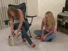 Adorazione dei piedi Fare e di massaggio