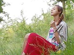 belarusian Natashas volver a la naturaleza
