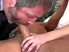 Samantha Hayes Shares a Big Cock With Cuckold Husband