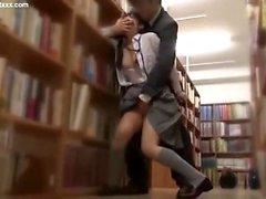 Японская любительская скрытая камера 03