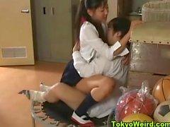 Bondage troie asiatico umiliata