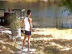 Lakeside Hunk Fuck