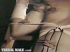 1970 Extreme gays S & M : douleurs Down Below une partie trois