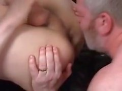 Married Dad Seduces and Felches Son