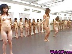 Huge japanese gangbang 29 by weirdjp