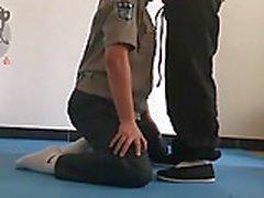 Entrenamiento de la policía china daddies (sin cum)