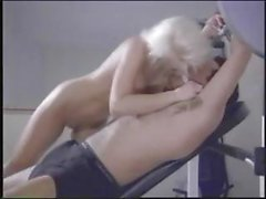 Kaitlyn Ashley in different scenes with cocks and a pussy