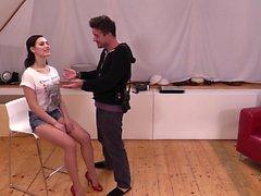 MyNaughtyAlbum - Babe ukrainienne se fait baiser pendant l'audition