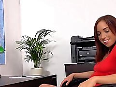 Breathtaking girl is urinating and pleasuring hairless vagin
