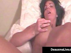 Süper Sıcak Anne Deauxma Bize Her Sıcak Birinci Films biri gösterir!