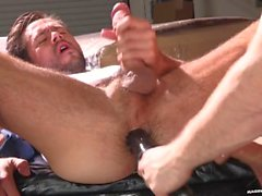 RagingStallion Sebastian Kross Makes A Dick Déplacer