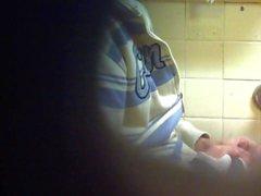 Str8 шпиона люди в общественным туалетом