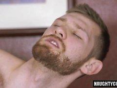 Big Dick figlio sesso orale e sborrata
