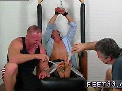 Gay porno célèbres joueurs de football Gordon Bound & Tickle d