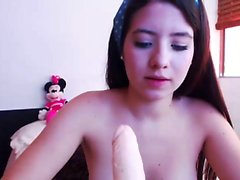 Busty latina teen mastürbasyon web kamerası videoları