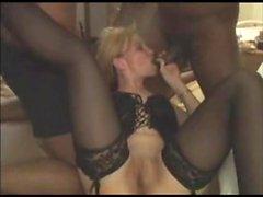 Big cock porn sex interracial