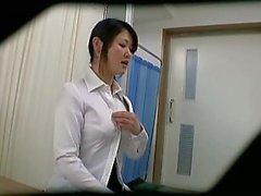 Hidden Voyeur Cam at Schooldoctor