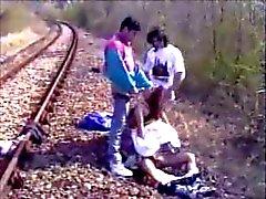 Ferrovia Gangbang