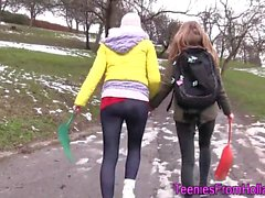 cuties lesbo adolescenti olandese
