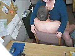 Jodido de mi córneo Gordas grasa Secretaría a cámara oculta