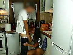 German Mom Caught Young Step-Son Masturbate and get Fucked