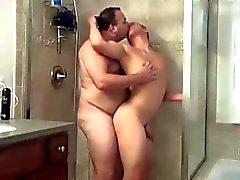 Divertente sotto la doccia