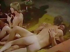 Di gruppo Retro Omosessuali Giovani Hardcore