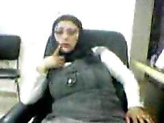 Sex hijab Arábica