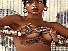 Rihanna a se déshabilla en HD!
